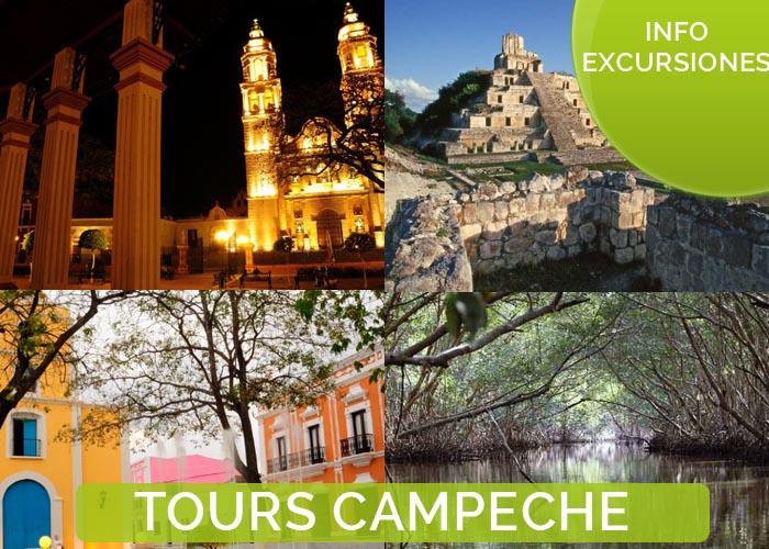 Tours Campeche