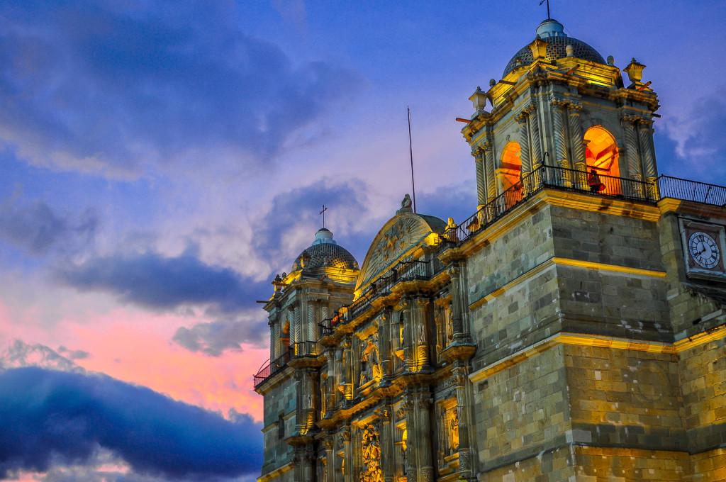 Catedral de Oaxaca de Juárez