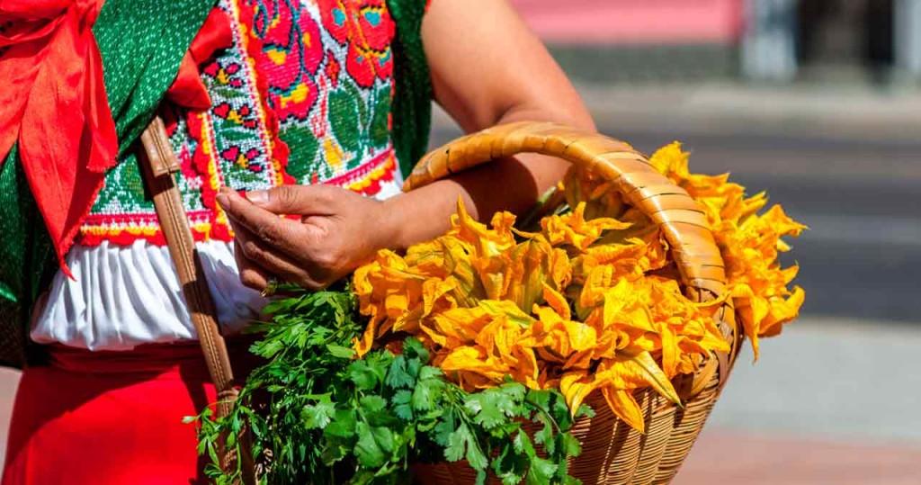 Colores y tradiciones en Oaxaca