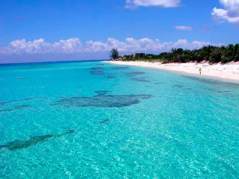 La paradisíaca isla de Cozumel