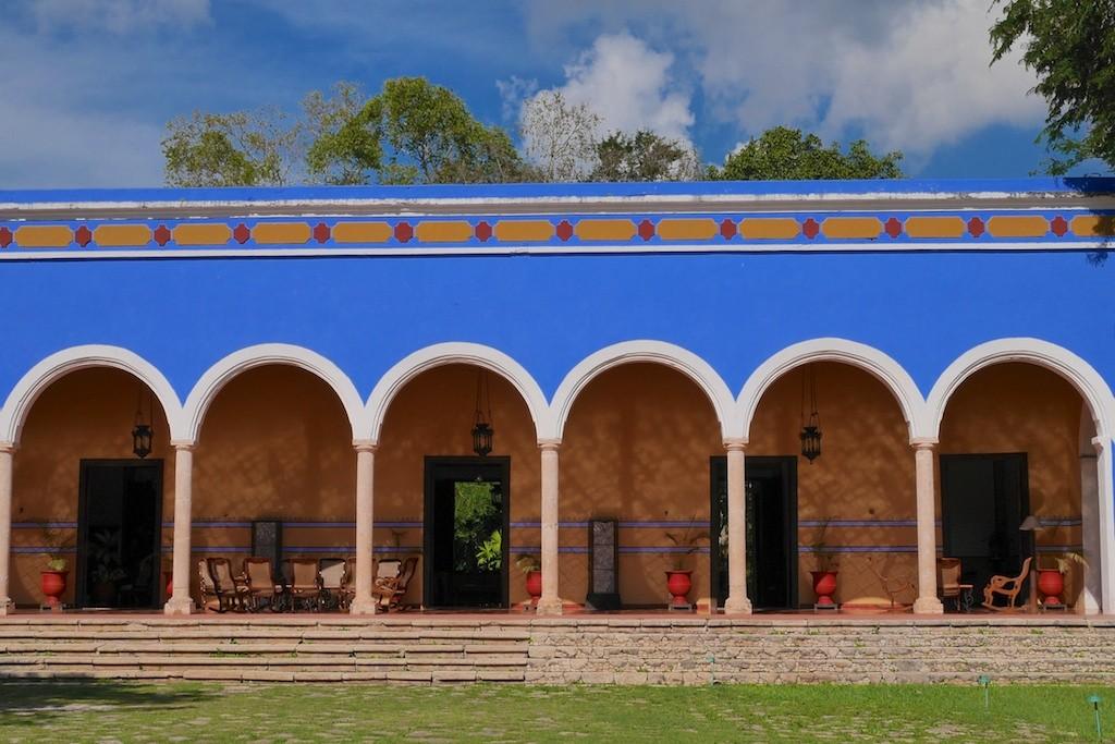 Hacienda de Henequén de Santa Rosa