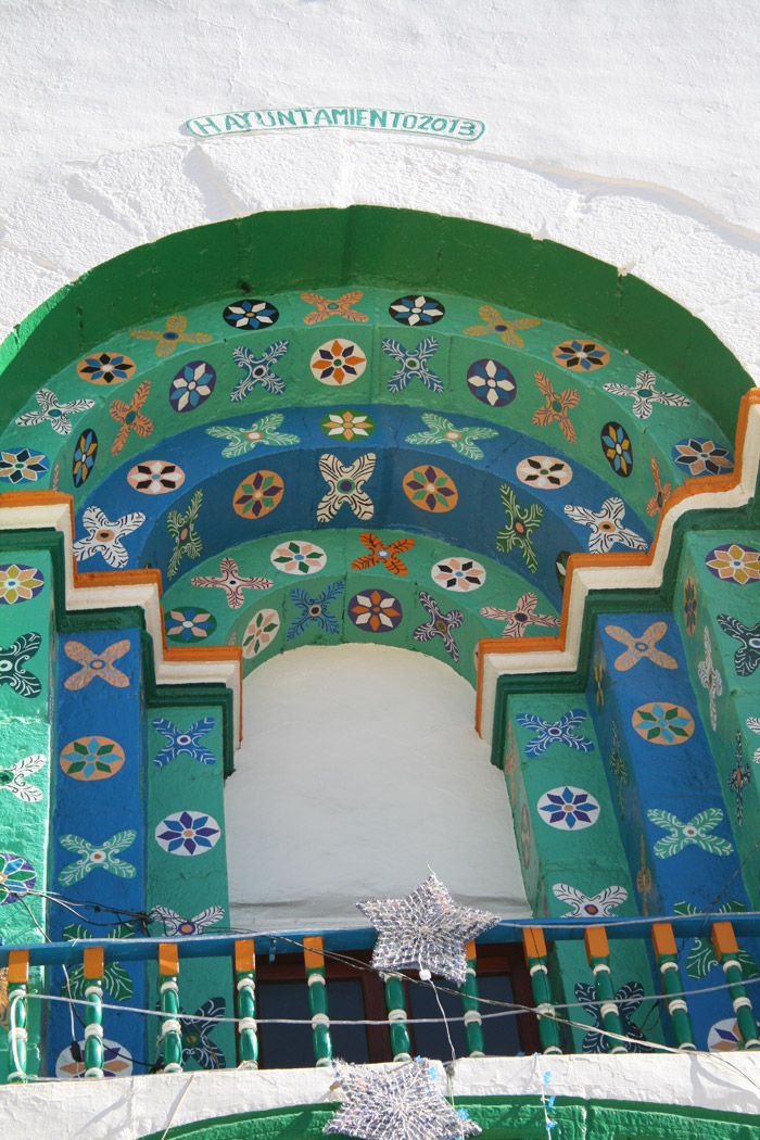 La colorida iglesia de San Juan Chamula