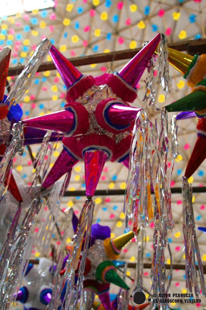 Las Piñatas, uno de los símbolos folclóricos de México