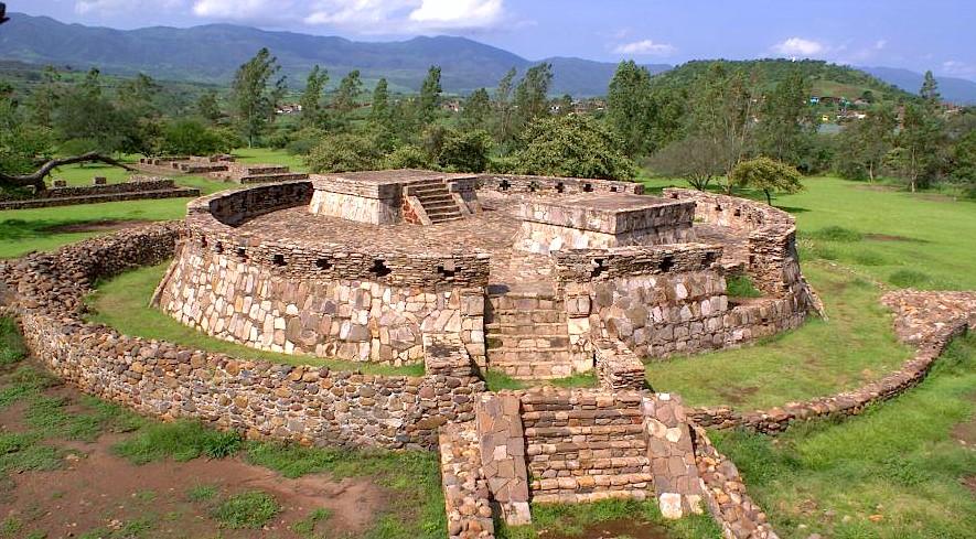 """Yacimiento arqueológico """"Los Toriles"""" en Ixtlán del Río"""