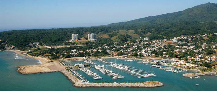 Marina Riviera Nayarit en La Cruz de Huanacaxtle