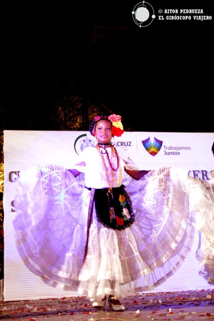 Bailes de Veracruz en la Plaza de Armas