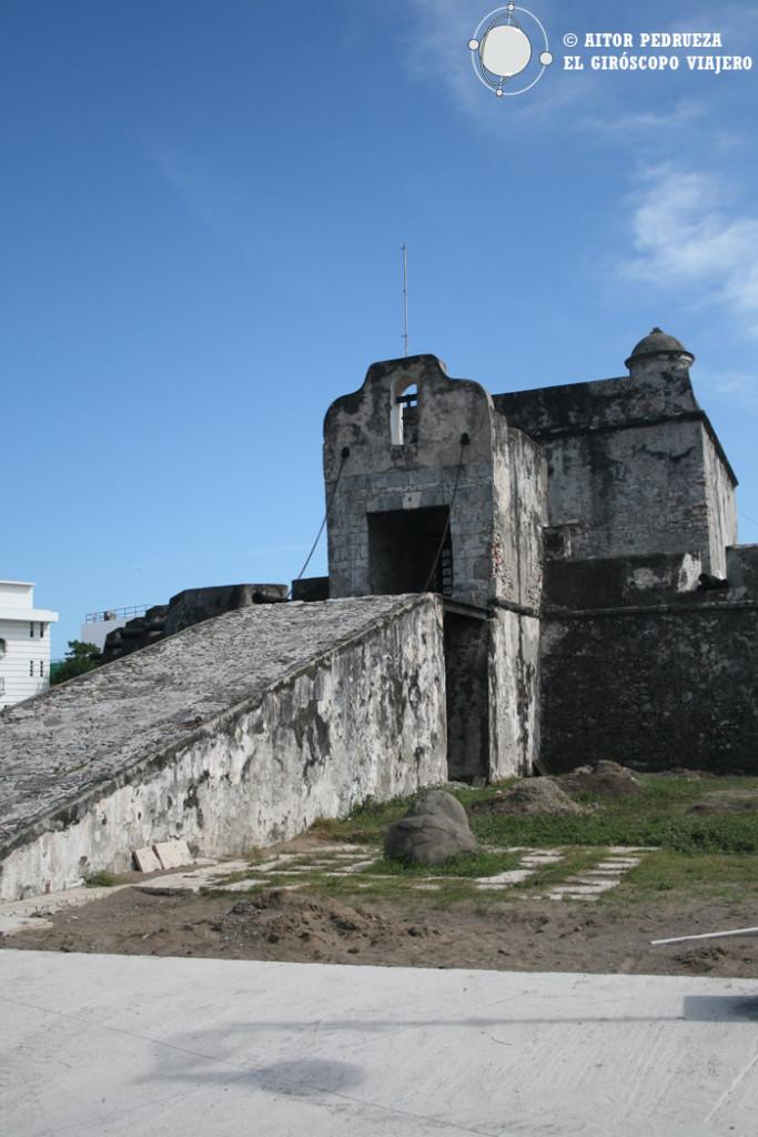 Baluarte Santiago de Veracruz