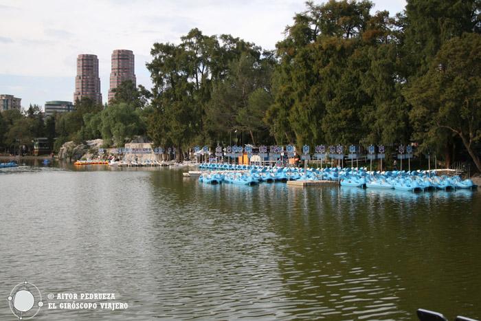 Lago del Bosque de Chapultepec