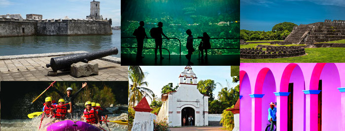 Excursiones y tours en Veracruz