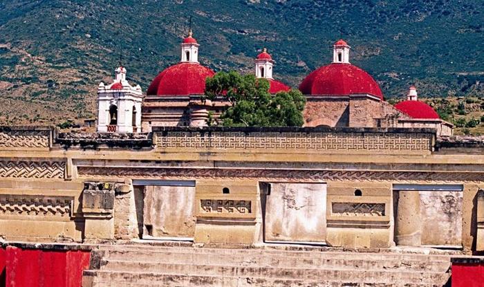 Mitla, uno de los destinos más conocidos de Oaxaca