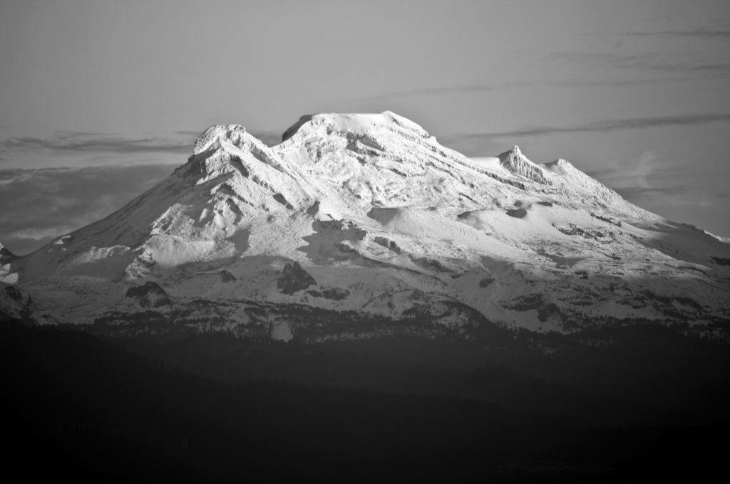 Alpinismo en la Panza del Iztaccíhuatl