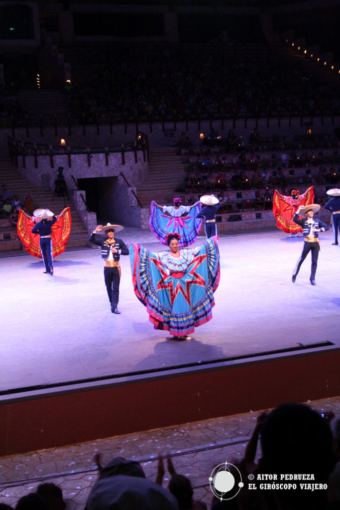 México espectacular en Xcaret