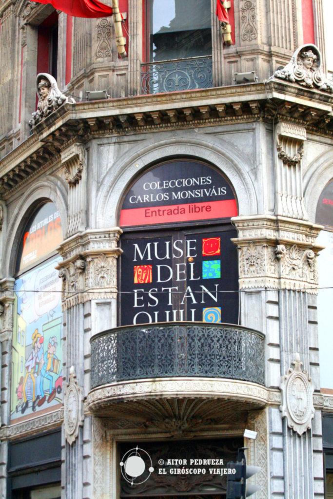 Edificio del Museo del Estanquillo