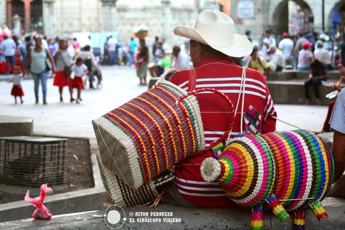 Ambiente en las Calles de Oaxaca de Juárez