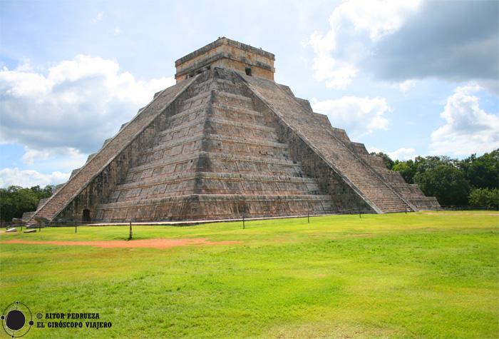 Ruinas de Chichén Itzá