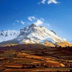 El Nevado de Toluca o Chicnauhtécatl