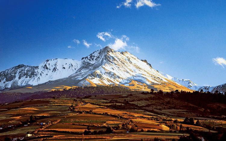 Volcán del Nevado de Toluca