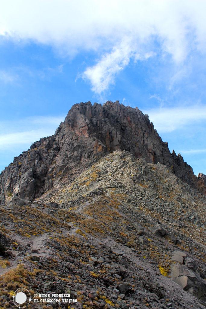 Pico del Fraile del Nevado de Toluca