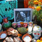 Fiesta Día de Muertos en México