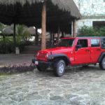 Excursiones en jeep 4x4 en la reserva de Sian Ka'an