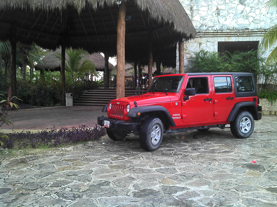 Tours en Jeep en la Reserva de Sian Ka'an