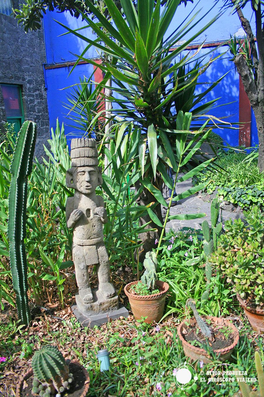 Casa azul, museo de Frida Kalho