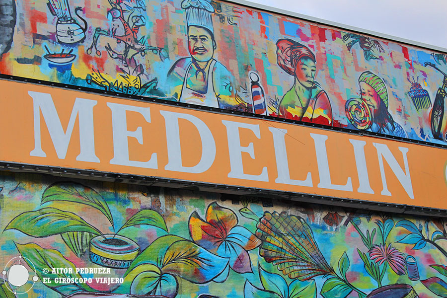 Mercado Medellín en la Colonia Roma