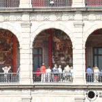 Murales de Diego Rivera en el Palacio Nacional