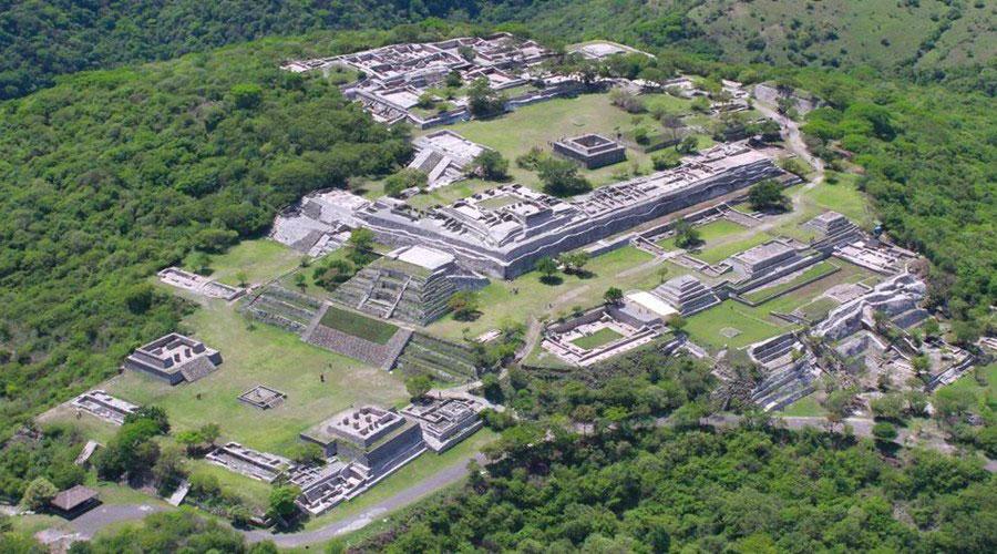 Yacimiento arqueológico de Xochicalco