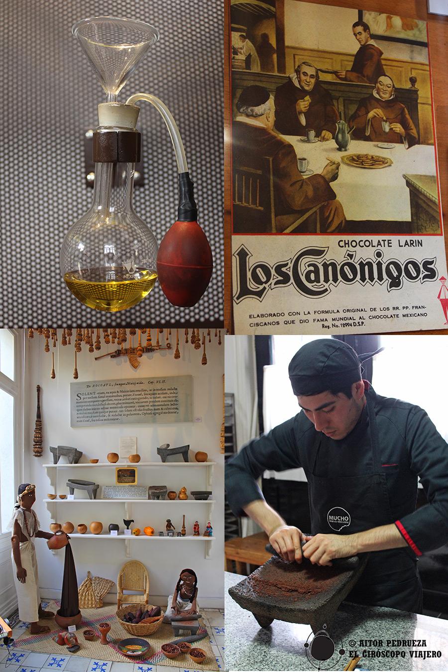MUCHO, el Museo del Chocolate de Ciudad de México