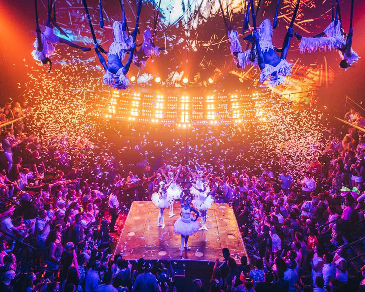 Coco Bongo Show & Disco. Ocio y fiesta en Playa del Carmen