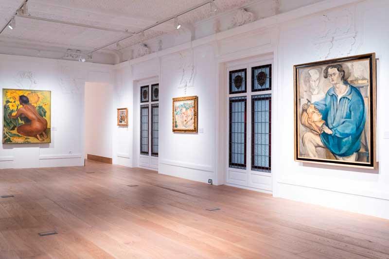 """Exposición """"Diego Rivera, artista universal"""" en Casa México de Madrid"""