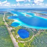 Excursión a Bacalar desde Cancún, la laguna de los siete colores