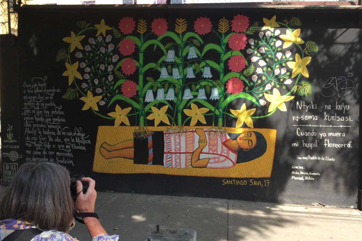 Tour de los murales en Ciudad de México
