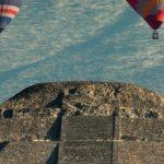 Paseo en globo por Teotihuacan