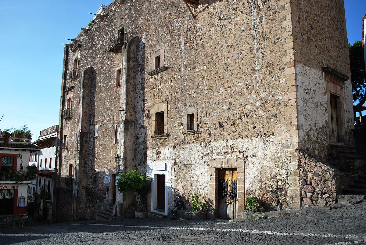 Casa Borda en Taxco