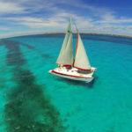 Excursiones a Isla Mujeres en catamarán