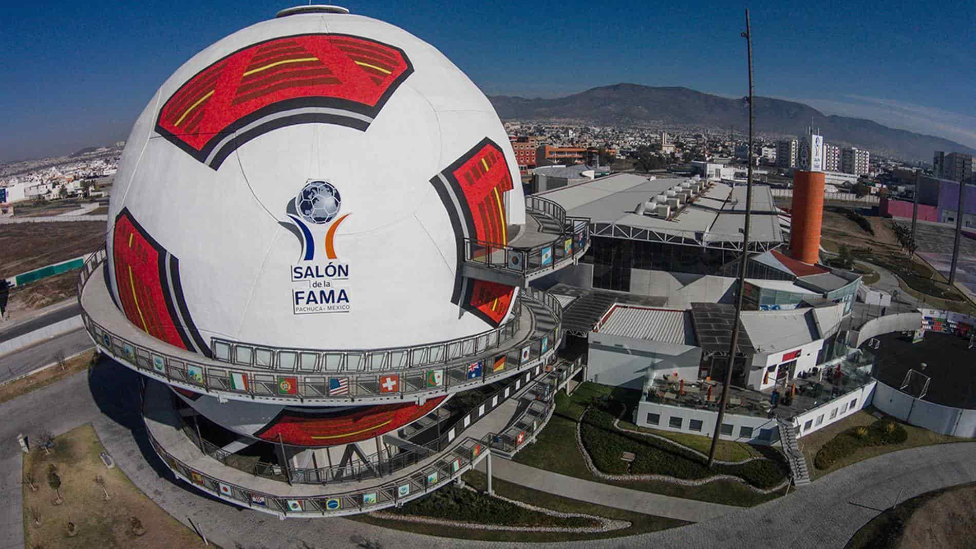 Mundo Futbol y Salón de la Fama de Pachuca
