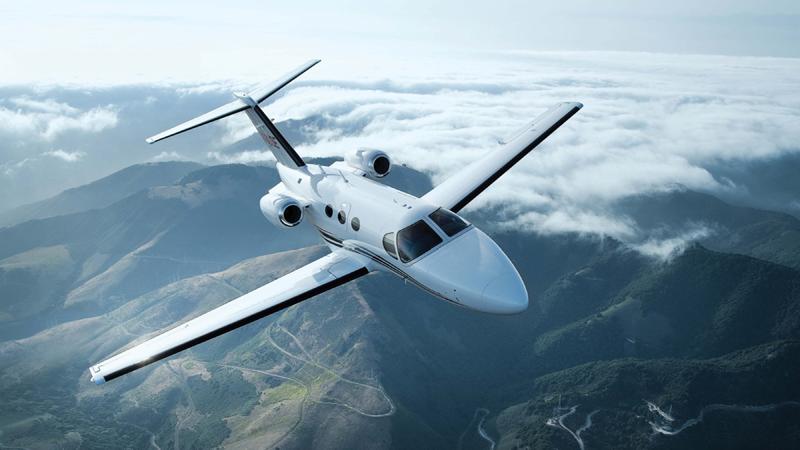 Alquiler de jet privado en México