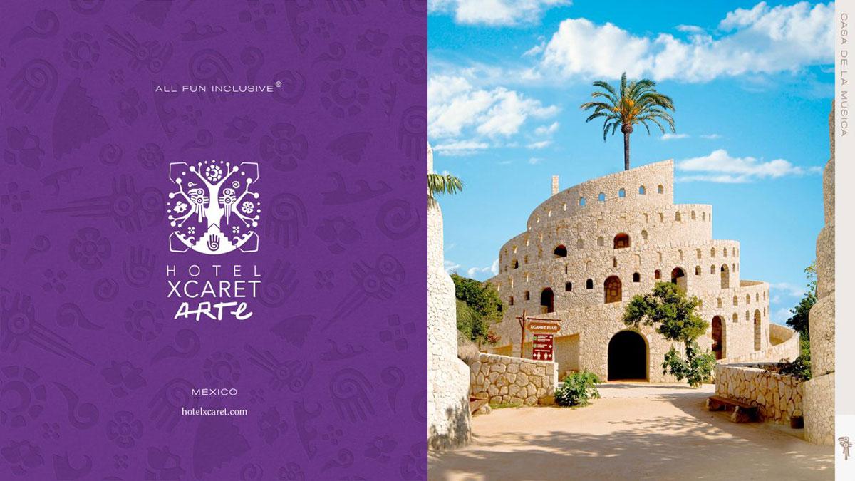 Hotel Xcaret Arte en Riviera Maya